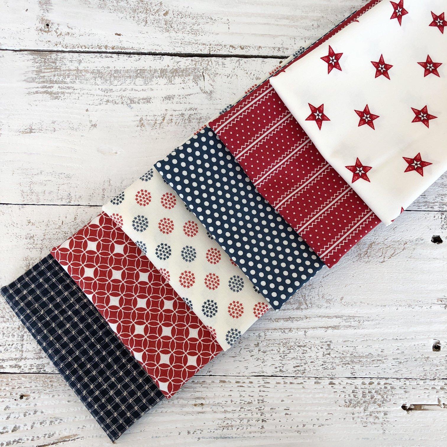 Stars & Stripes ~ Stash Builder Bundle
