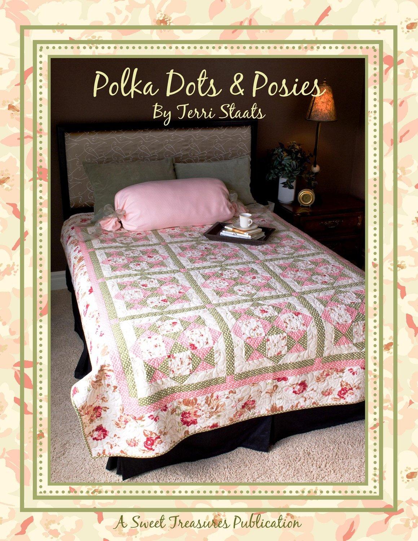 Polka Dots & Posies pattern