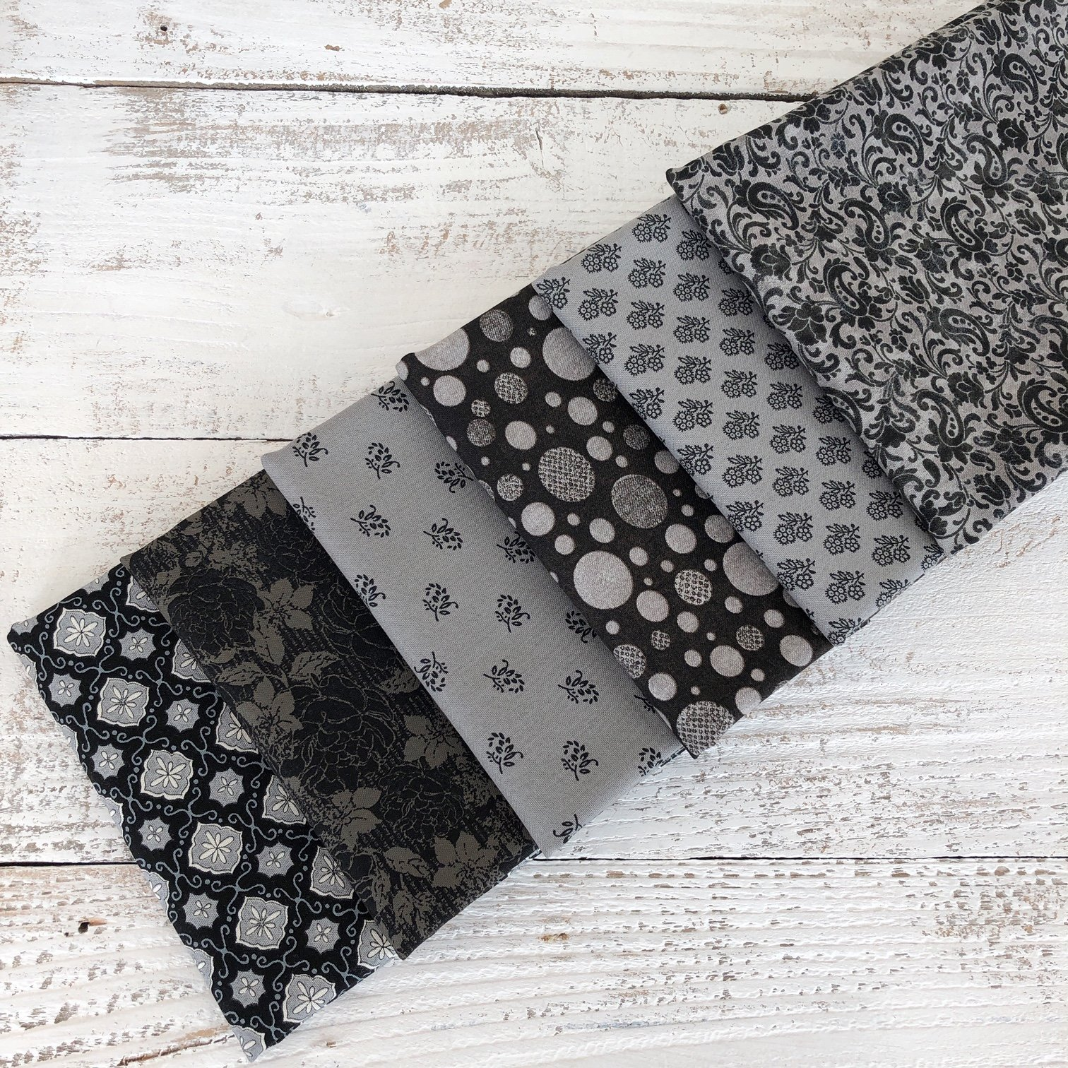 Shades of Black and Grey 2 ~ Stash Builder Bundle