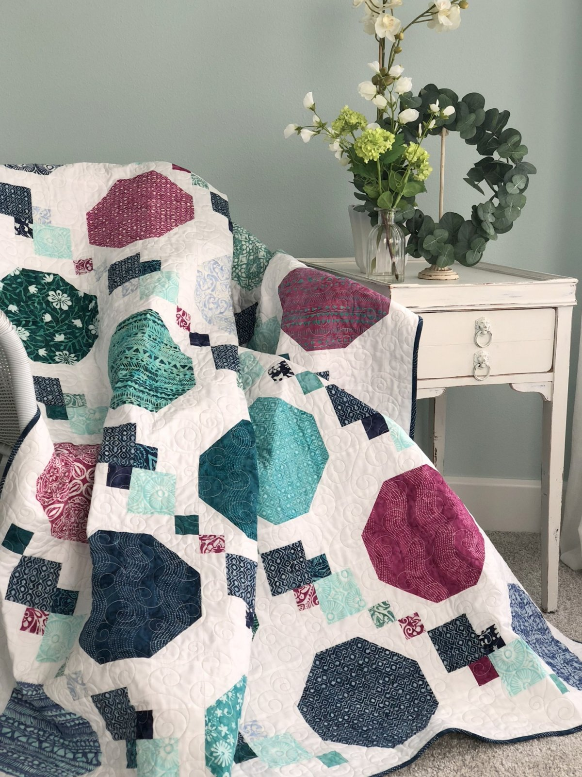 Sunrise Quilt Kit