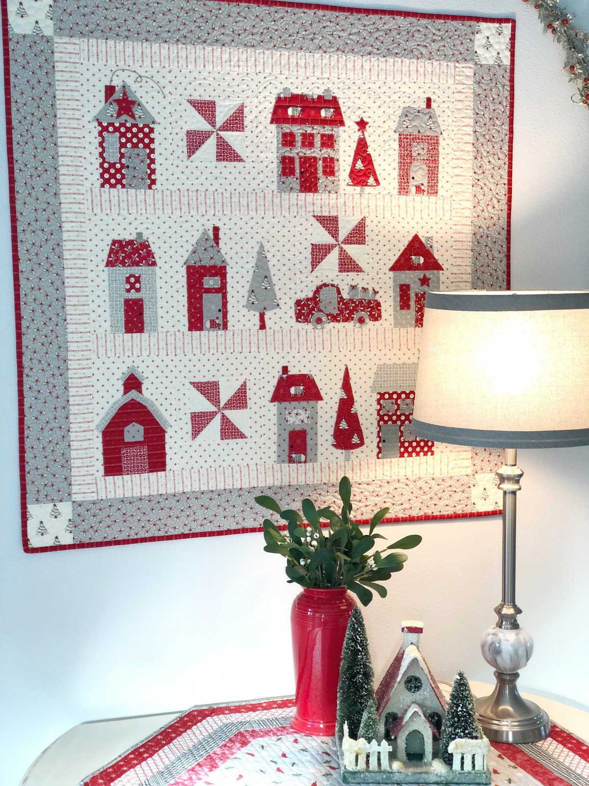 Sweater Weather Quilt kit
