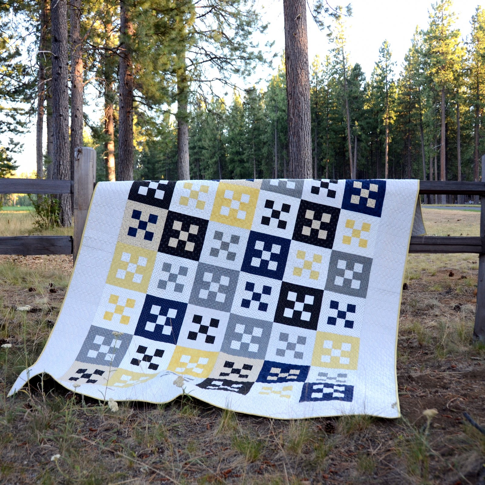 Tacklebox Quilt Kit