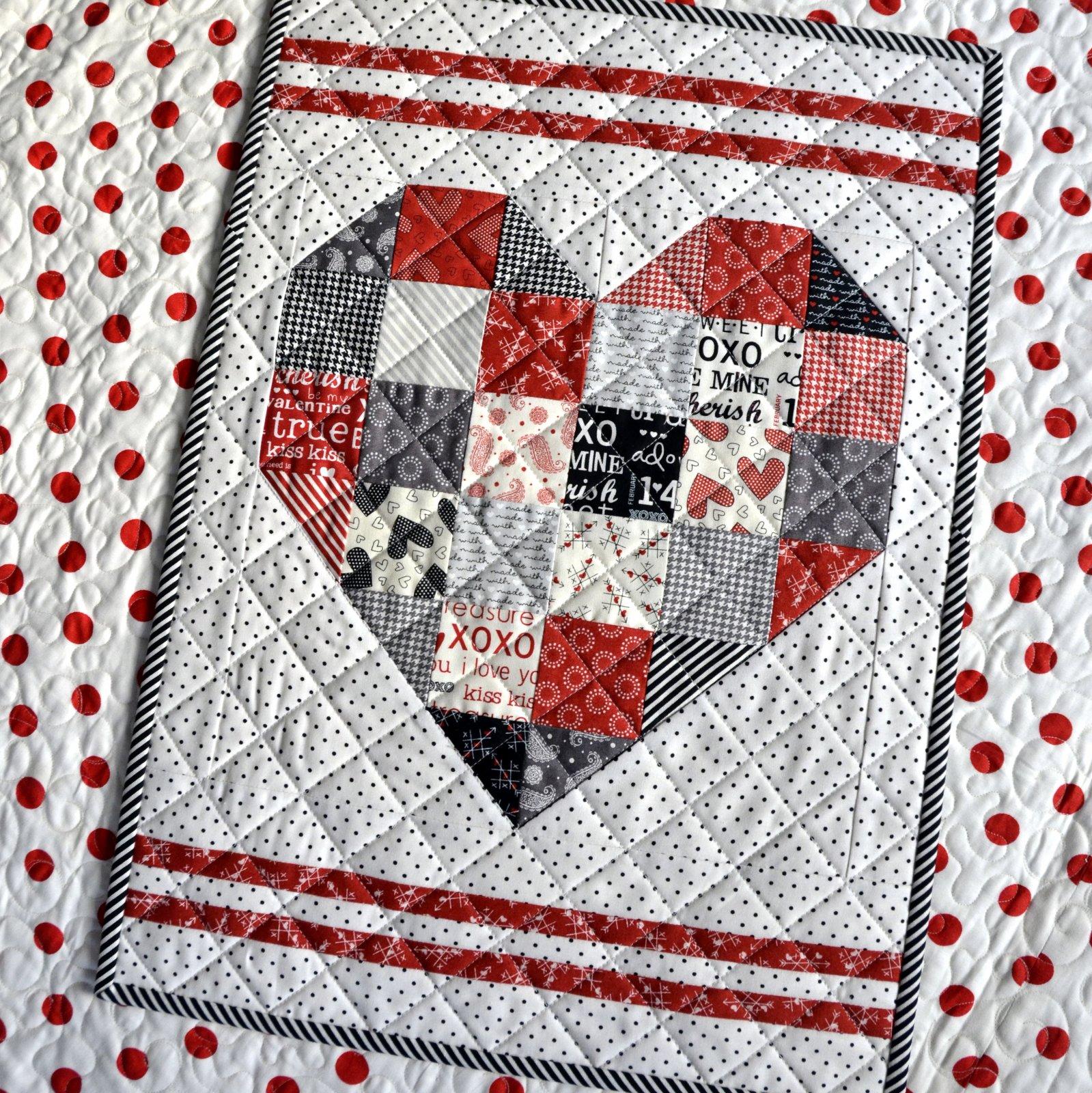 True Love Mini ~ PDF pattern