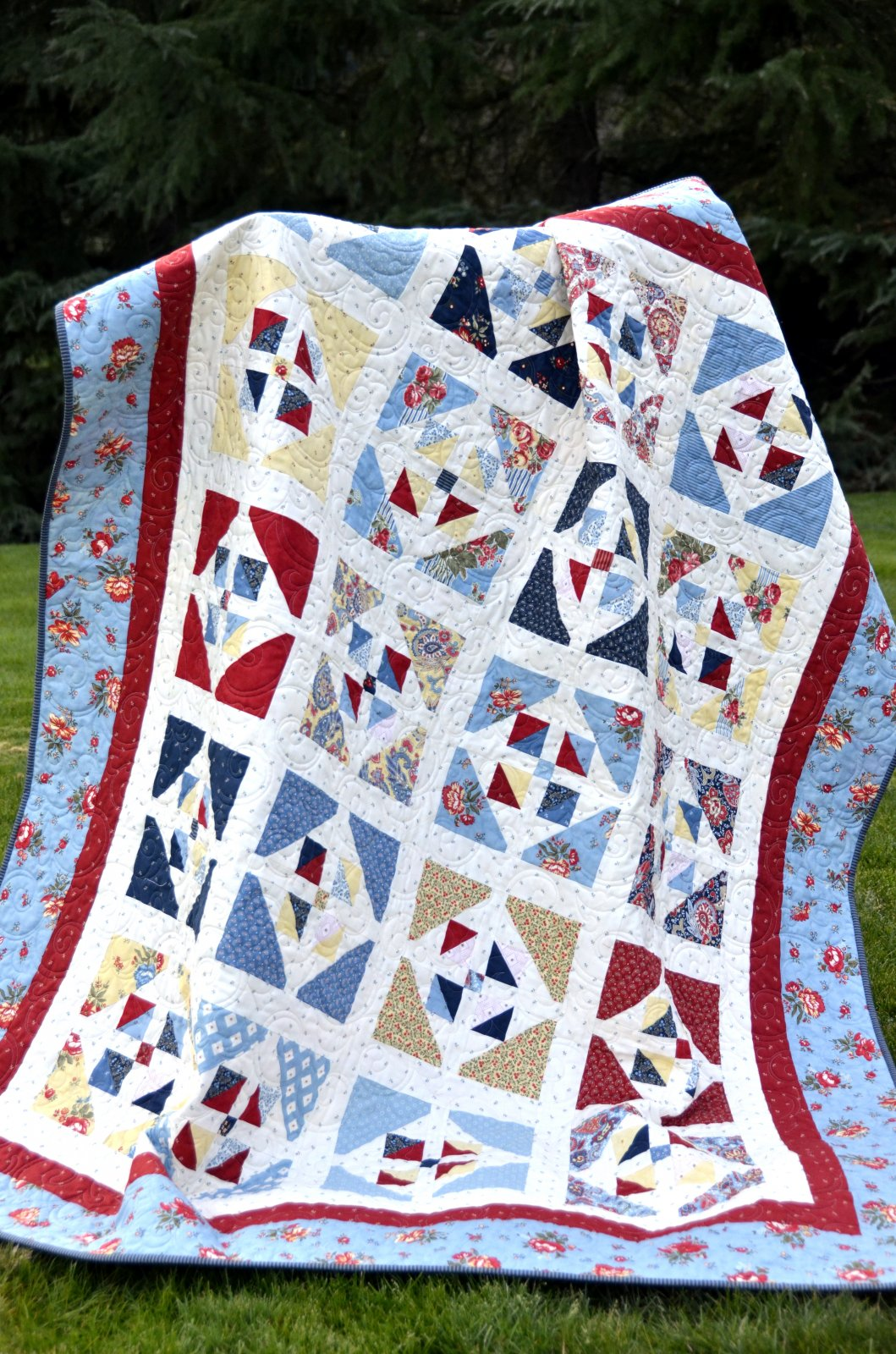 Window Garden Quilt Kit