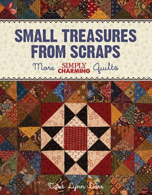 Small Treasures from Scraps - Tara Lynn Darr