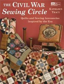 CIvil War Sewing Circle - Kathleen Tracy