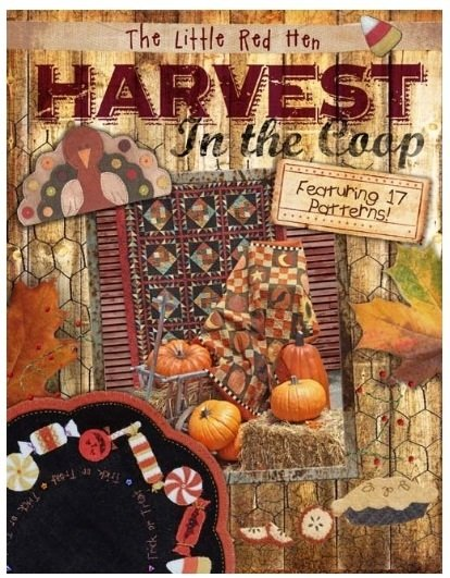 Harvest In the Coop - Little Red Hen