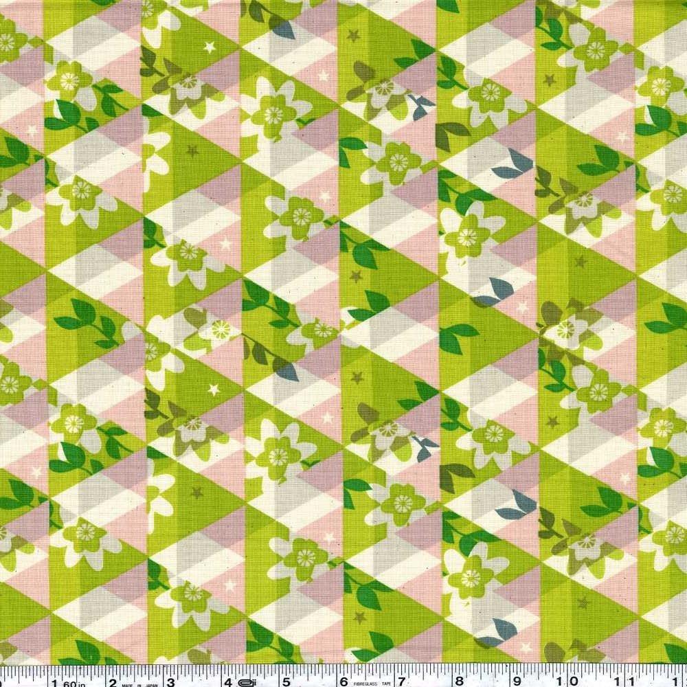 Flutter - Kaleidoscope - Citron