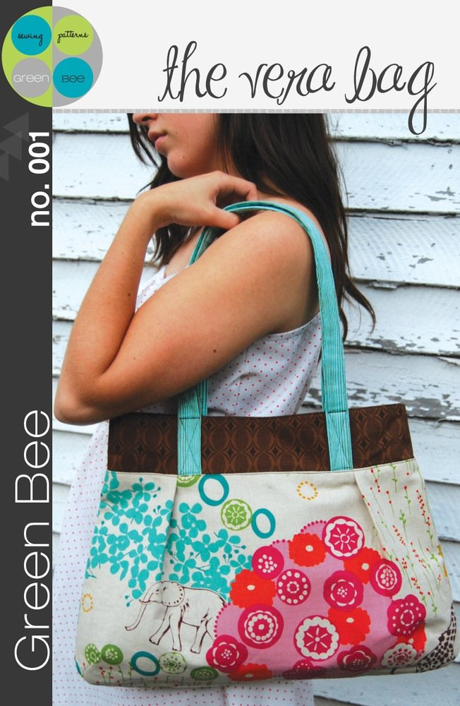 Green Bee - The Vera Bag