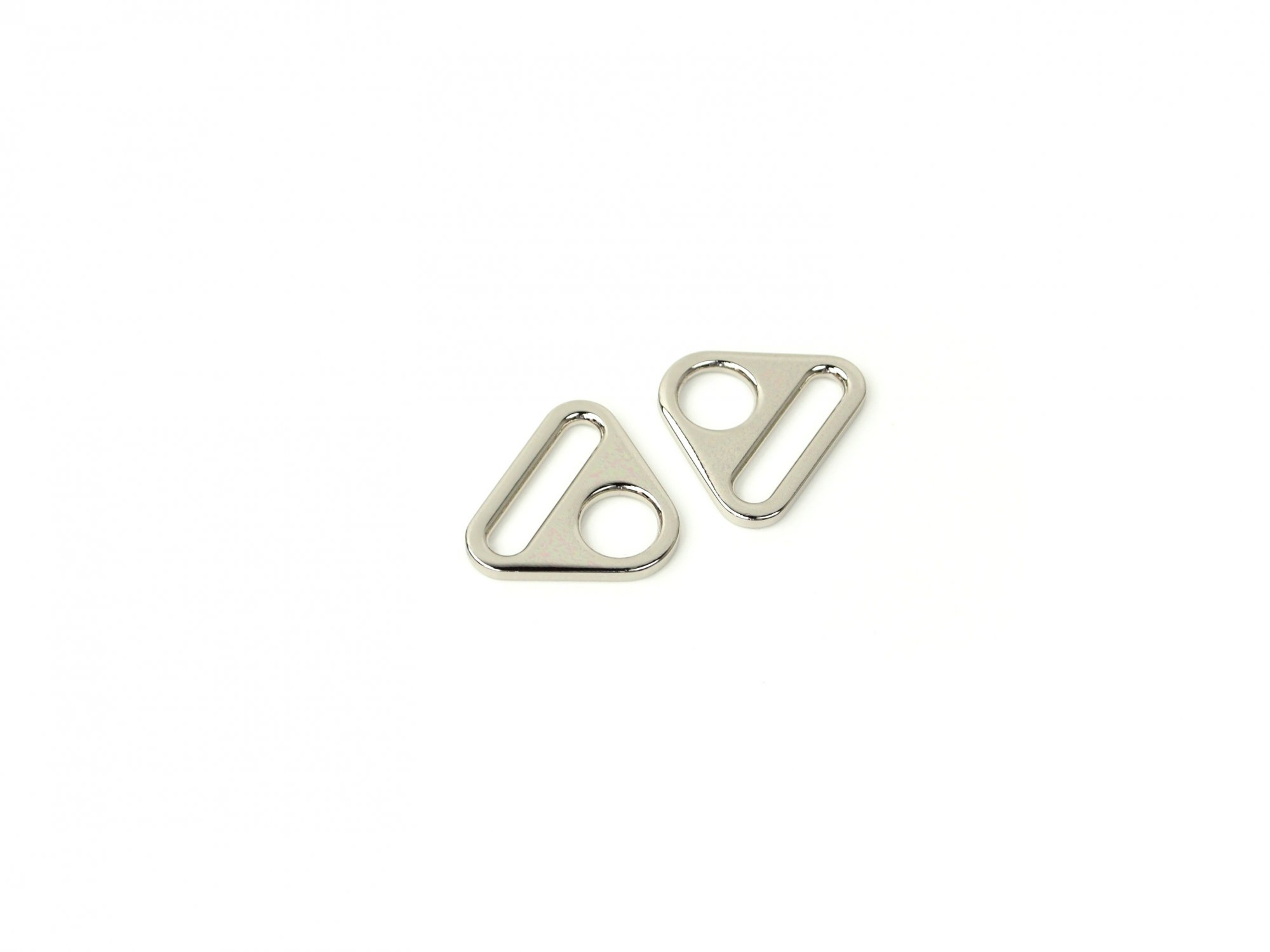 Triangle Ring - 1 - Silver