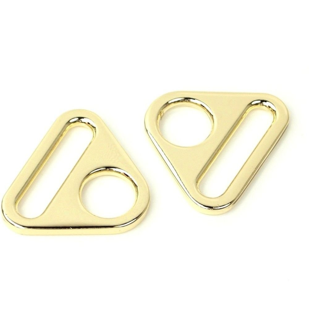 Triangle Ring - 1 - Gold