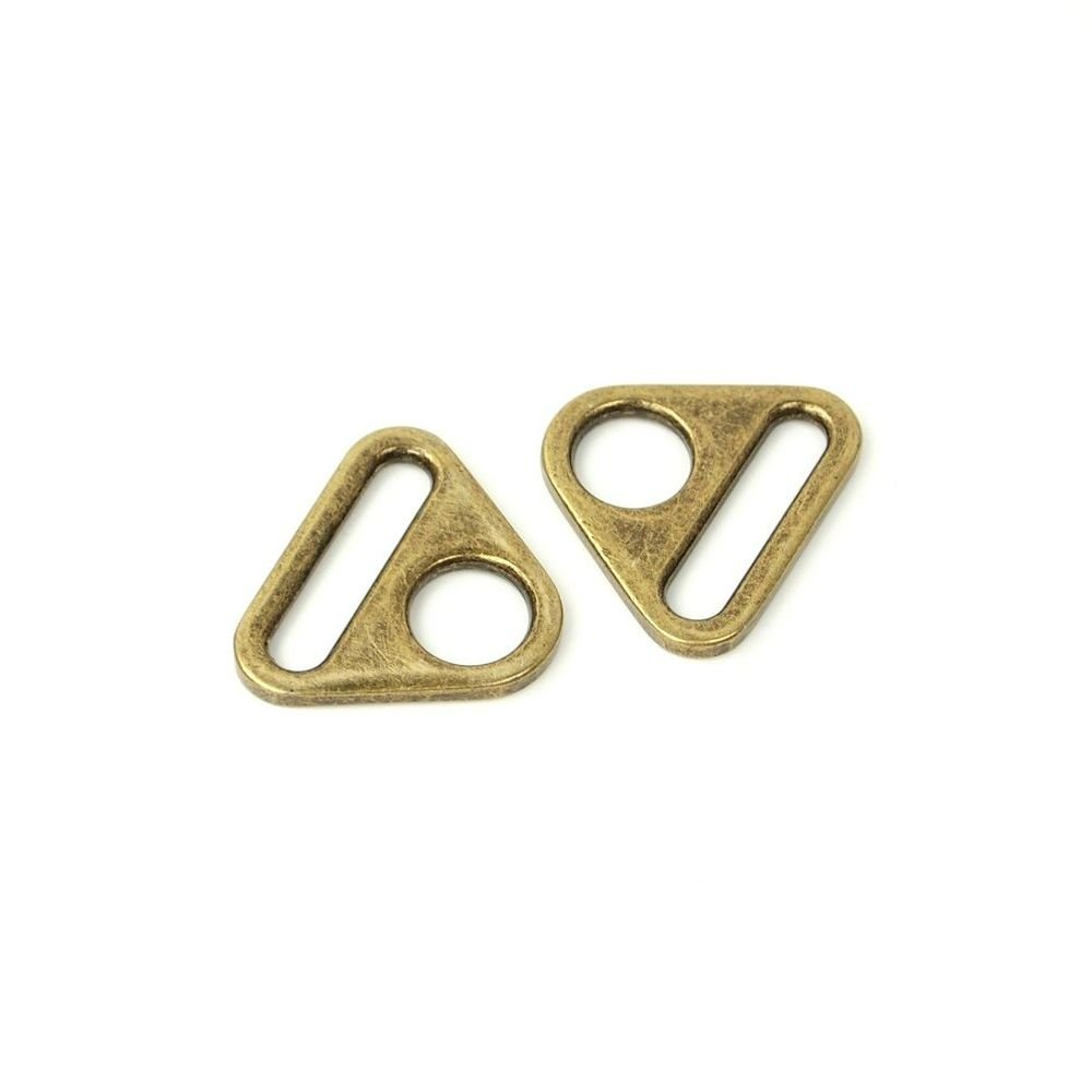 Triangle Ring - 1 - Antique