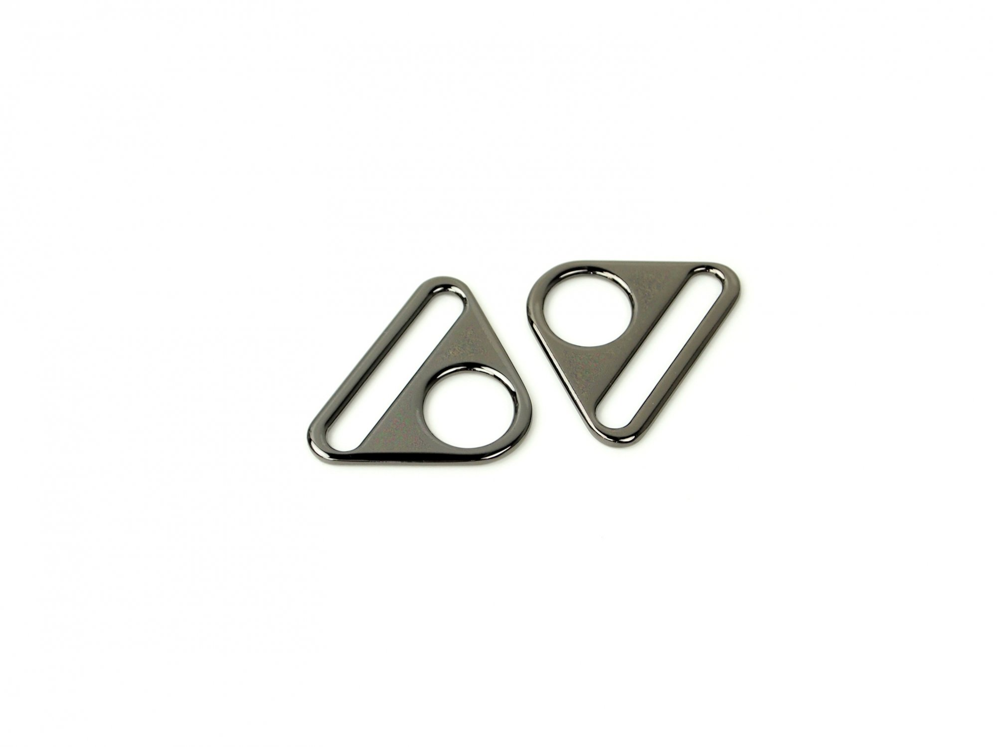 Triangle Ring - 1 1/2 - Black