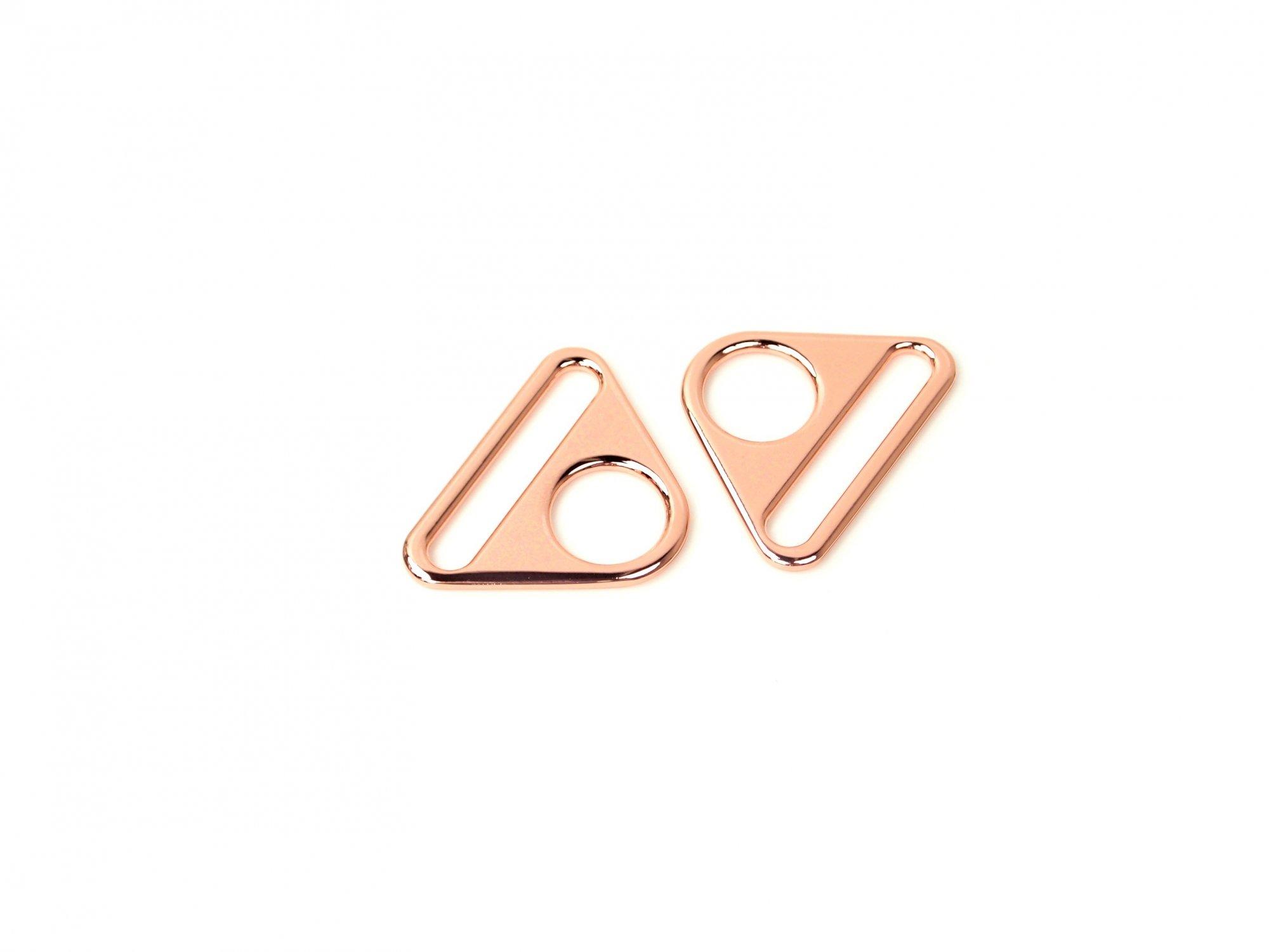 Triangle Ring - 1 1/2 - Copper
