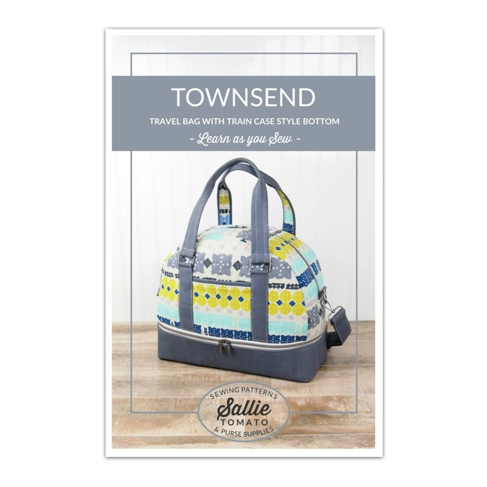 Sallie Tomato - Townsend Travel Bag