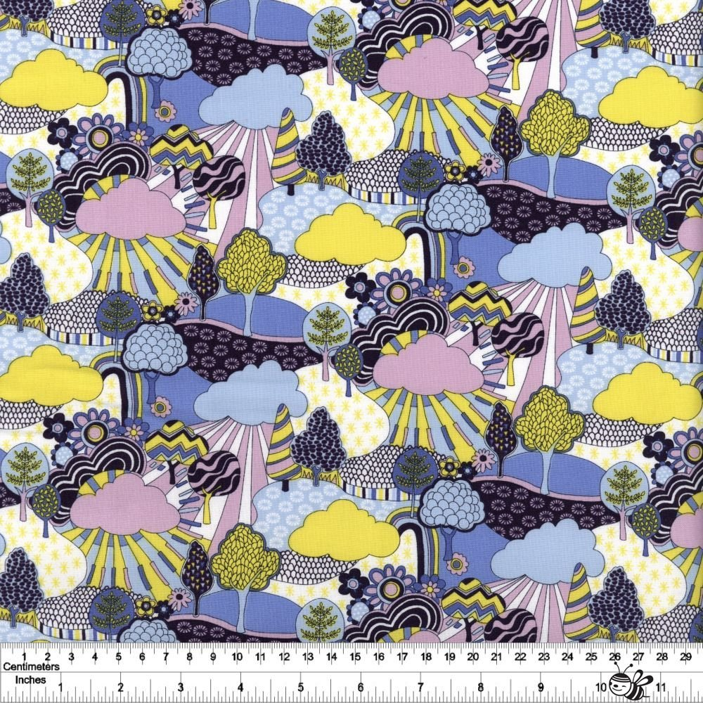 Carnaby Collection - Sunny Afternoon - Color B