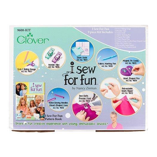Clover I Sew for Fun Kit