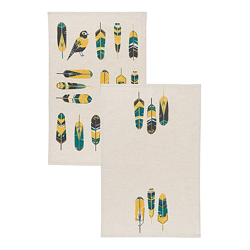Kitchen Towel Set - Chirp