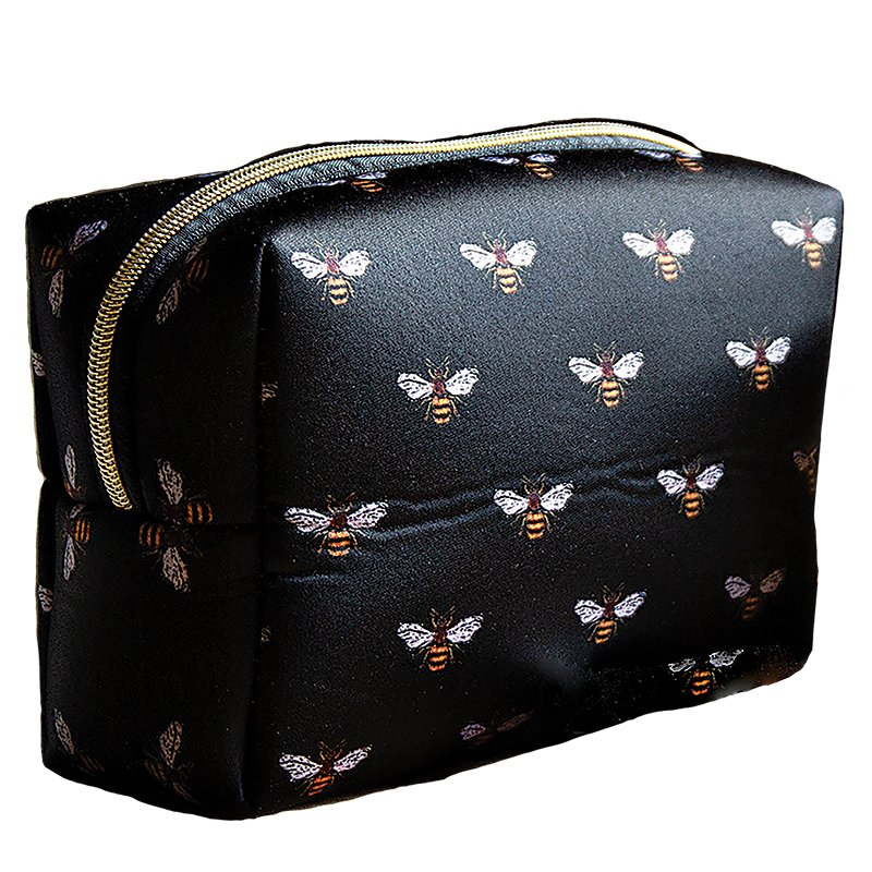 Bee's Knees - Large Zipper Pouch