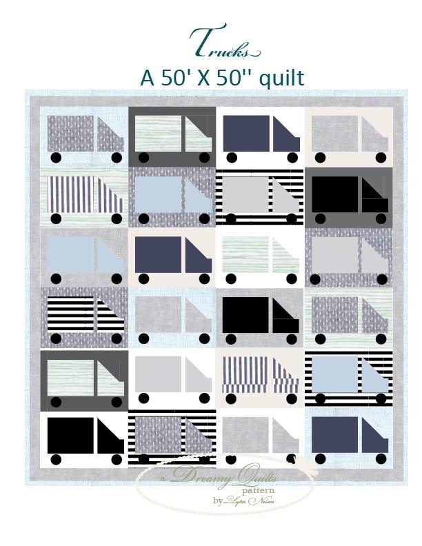 Dreamy Quilts - Trucks
