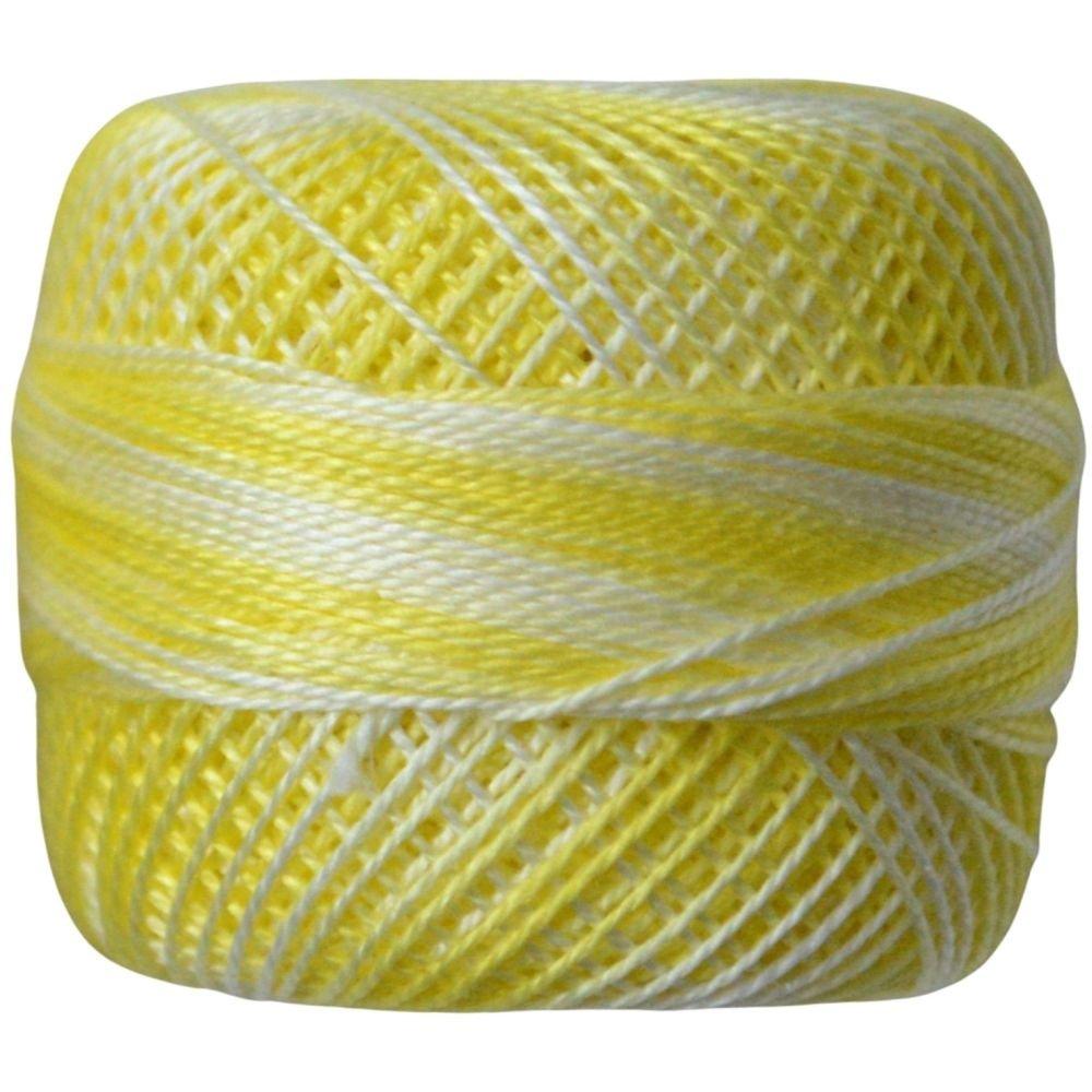 Presencia Finca Perle Cotton - Variegated Colors - Size 8