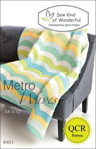 Sew Kind of Wonderful - Metro Waves