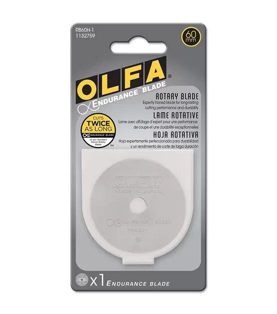 Olfa Endurance Rotary Blade Refill - 60mm