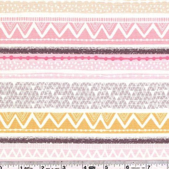 Snow Day - Sweater Stripe - Pink