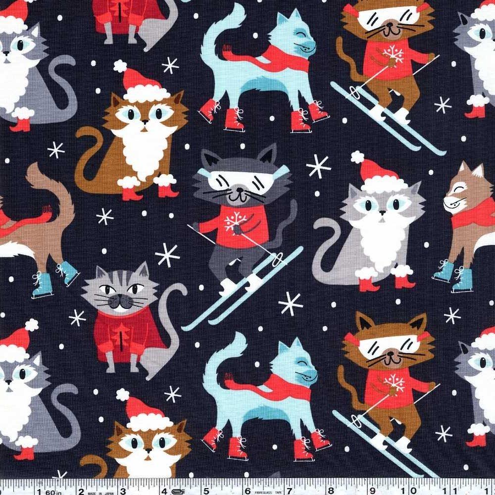 Snowlandia - Kitty Patrol - Grey
