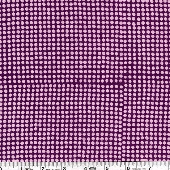 Modern Batiks - Raindrops - Purple