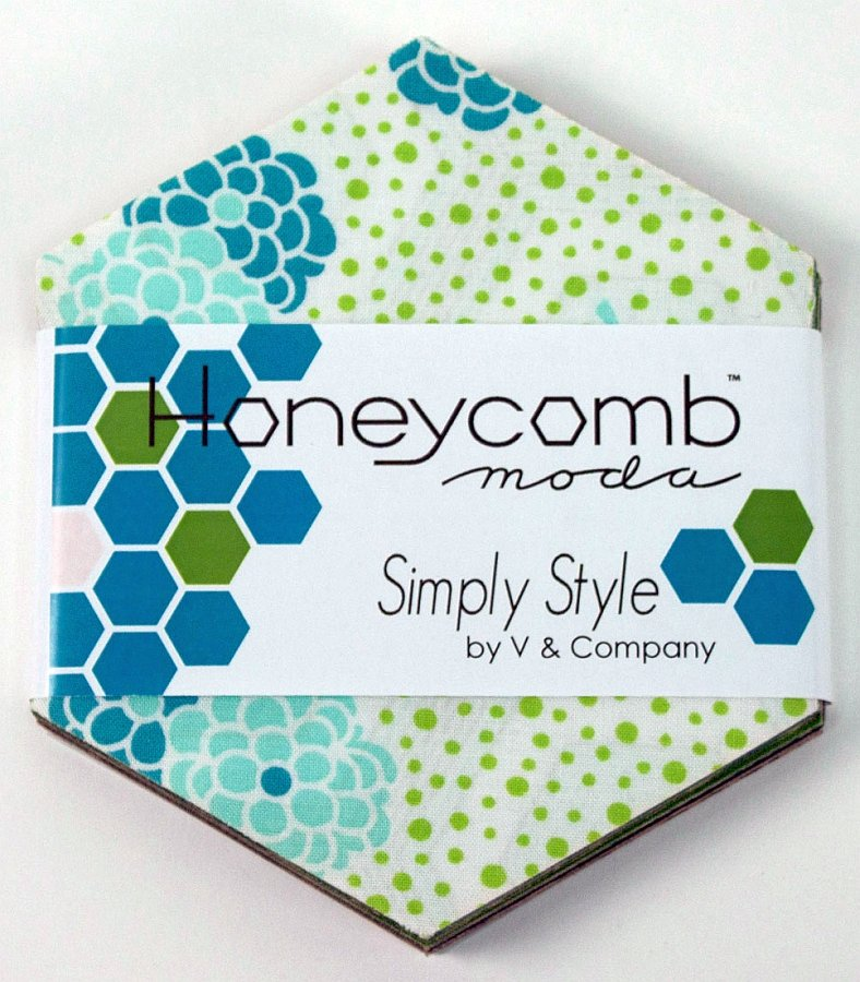 6 Honeycomb - Simply Style