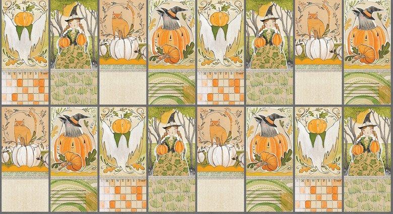 Best Day Ever - I Love Pumpkins Panel