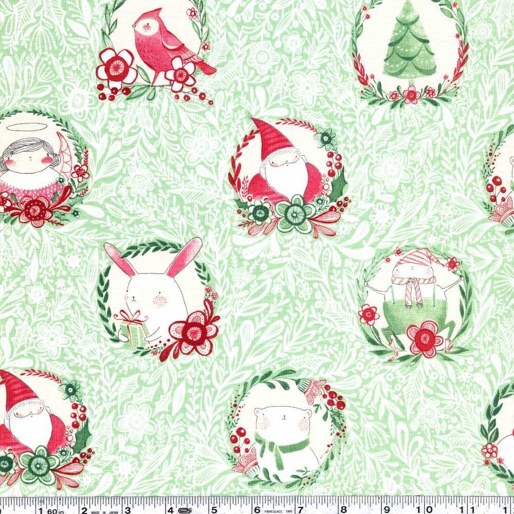 Merry & Bright - Glad Tidings - Green