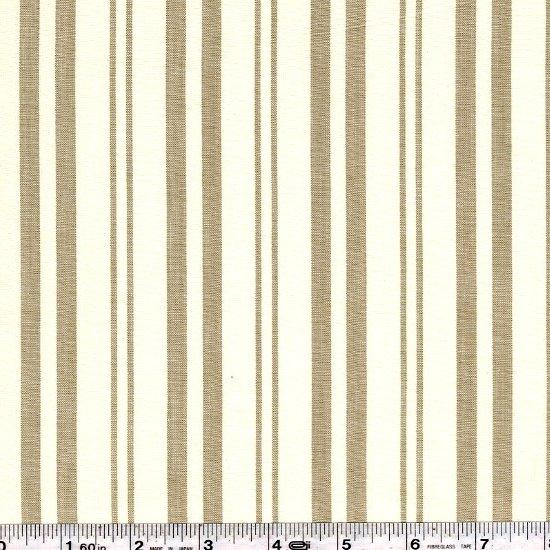 Fiesta Wovens - Towelling Stripe - Bark