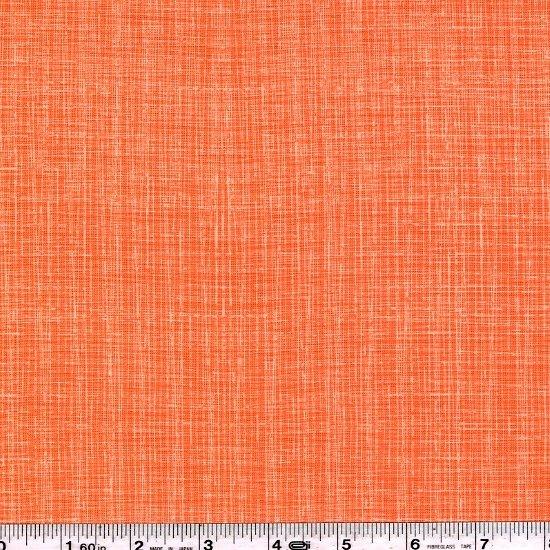 Bluebird Park - Signature Linen - Tangerine