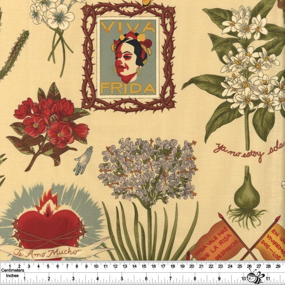 Folklorico - Viva Frida - Parchment
