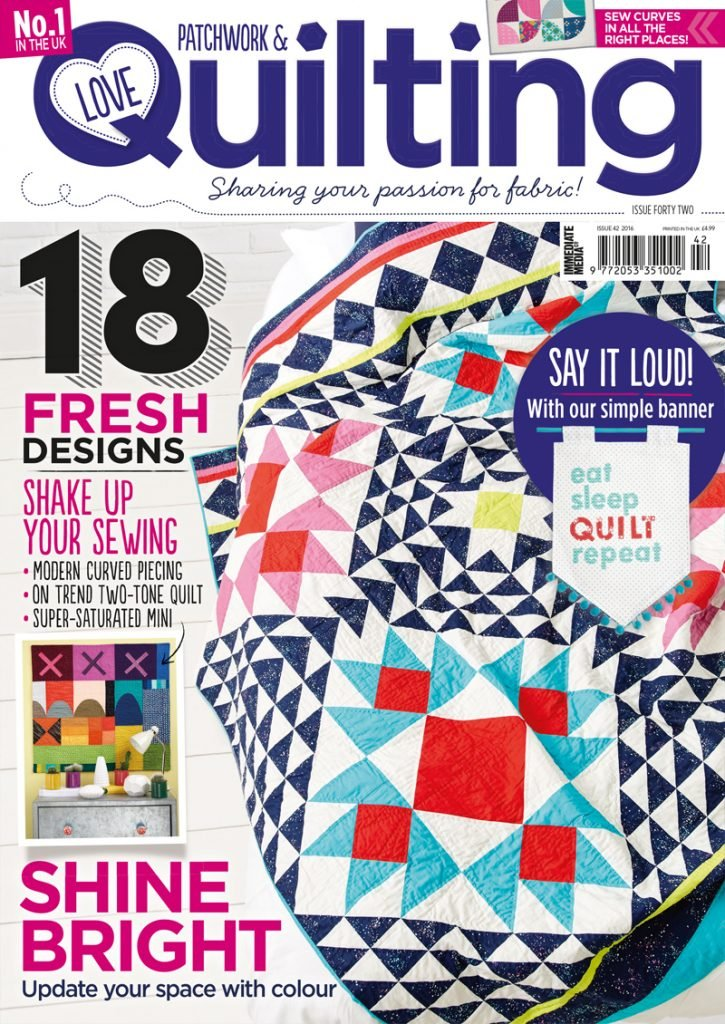 Love Patchwork & Quilting - Issue 42