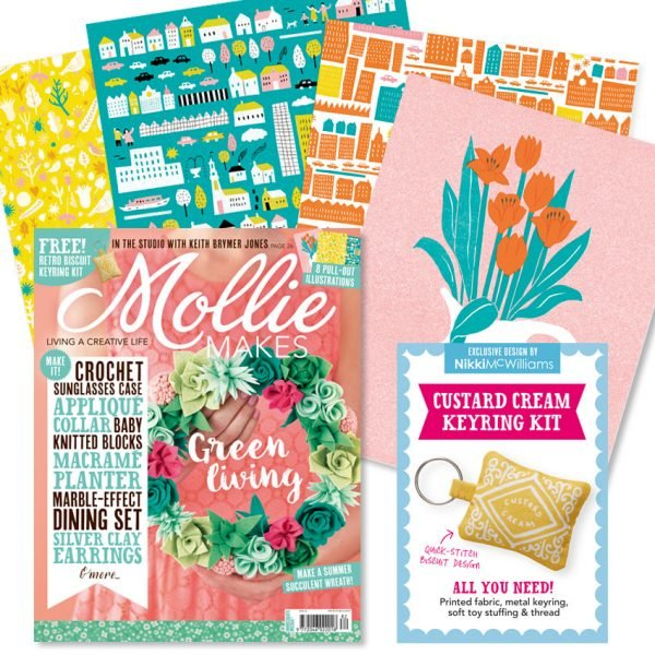 Mollie Makes - Issue 82