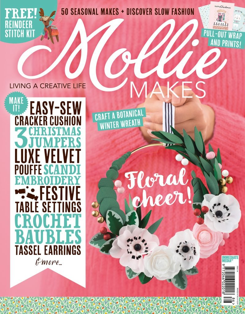 Mollie Makes - Issue 86