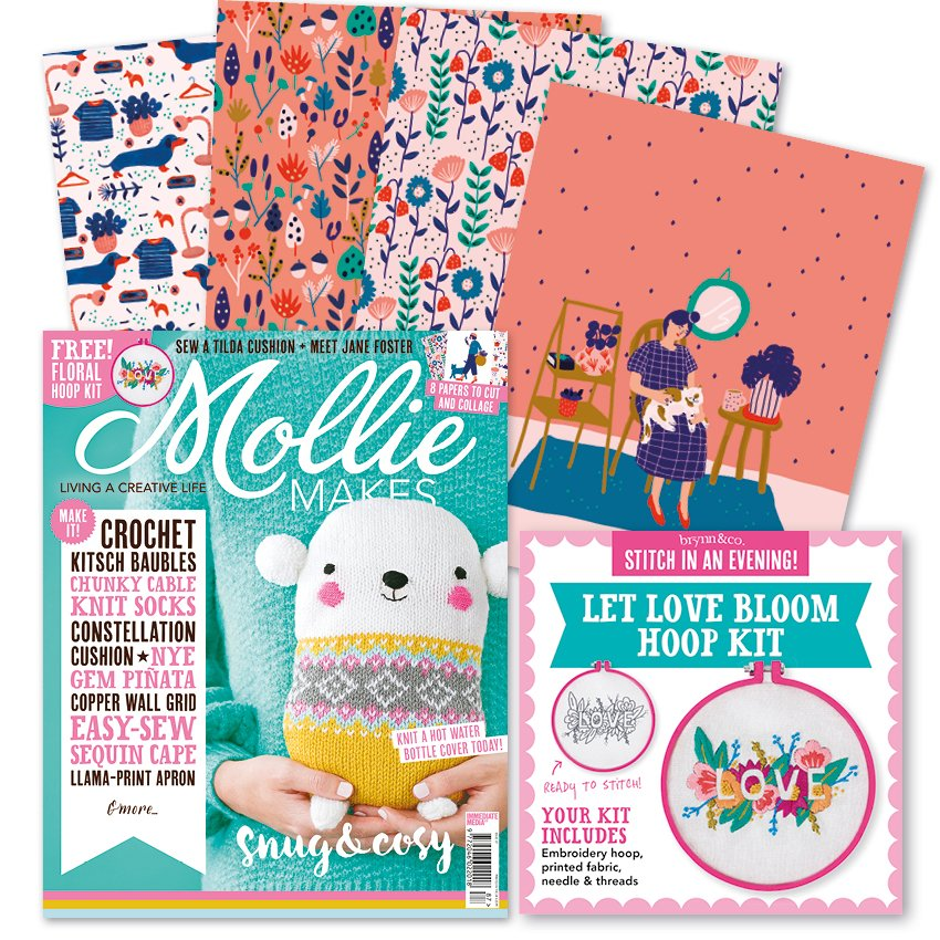 Mollie Makes - Issue 87