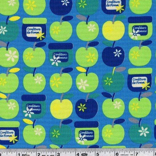 Confiture de Pomme - Blue