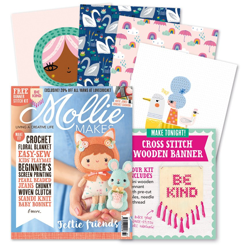 Mollie Makes - Issue 89