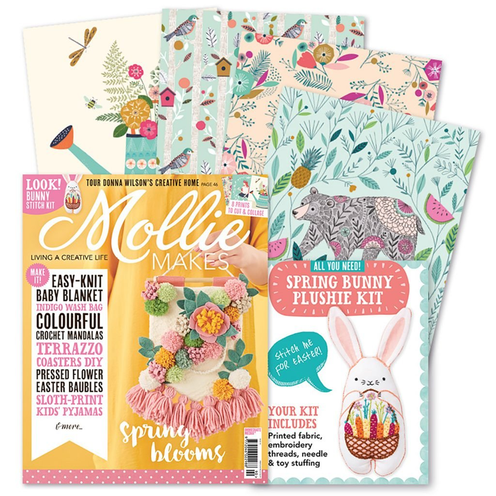 Mollie Makes - Issue 90