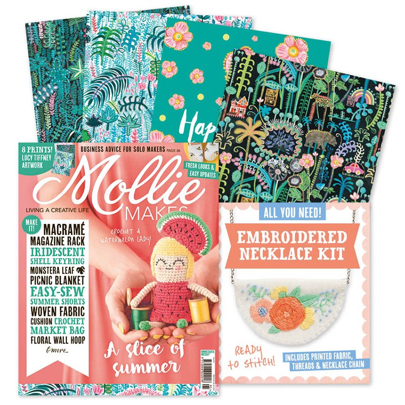 Mollie Makes - Issue 95