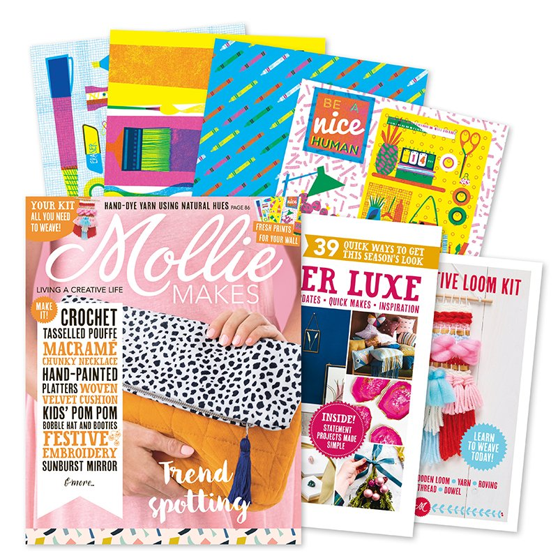Mollie Makes - Issue 97