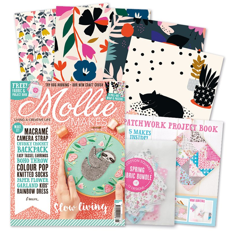 Mollie Makes - Issue 91