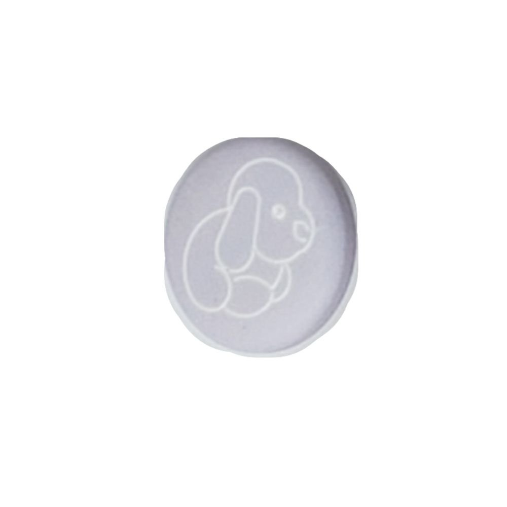 Puppy Buttons - 15mm