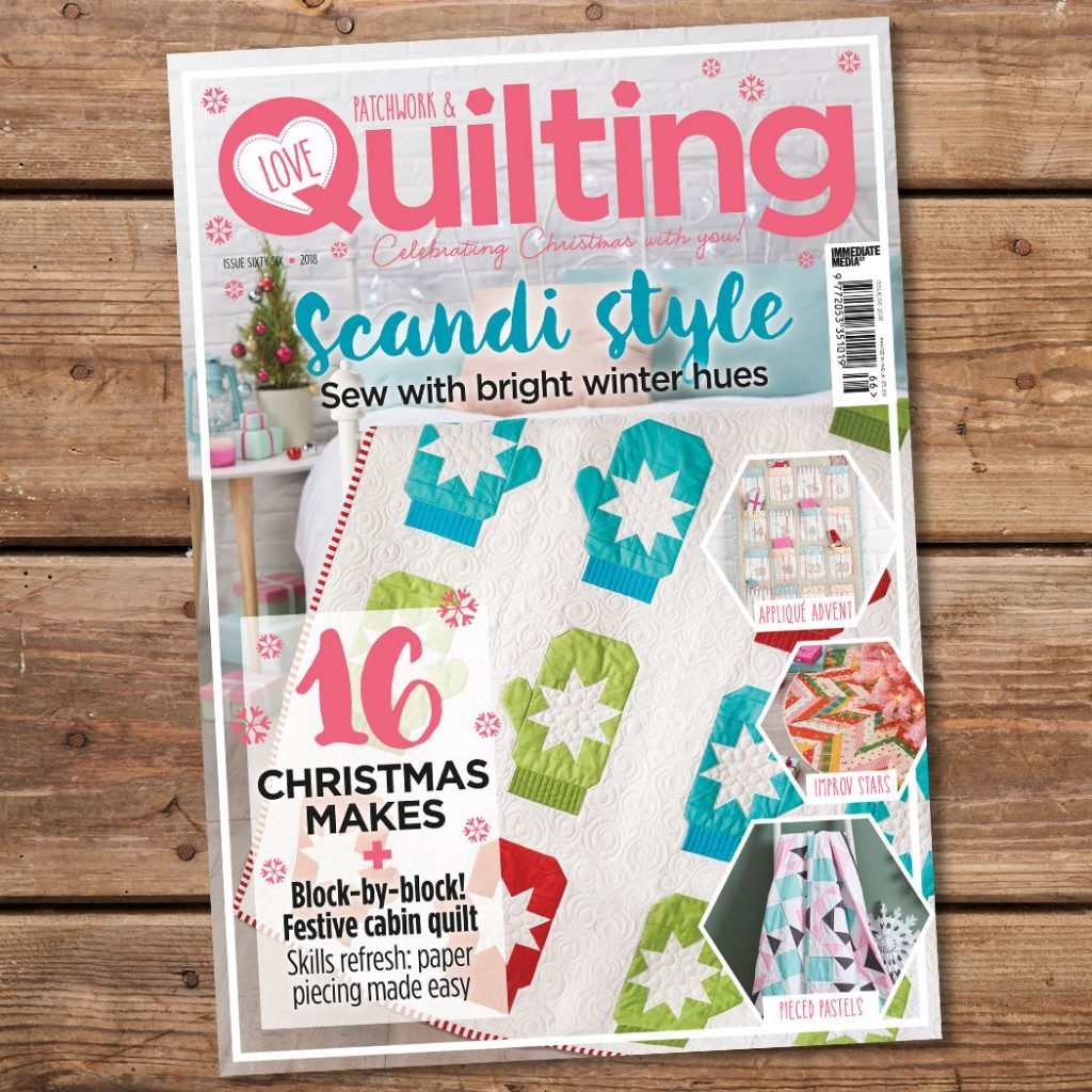 Love Patchwork & Quilting - Issue 66