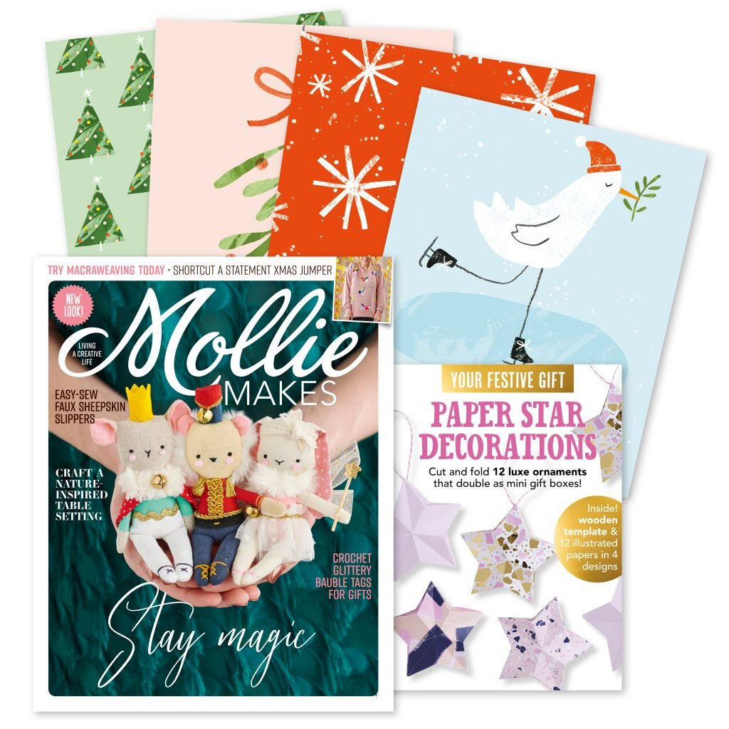 Mollie Makes - Issue 99