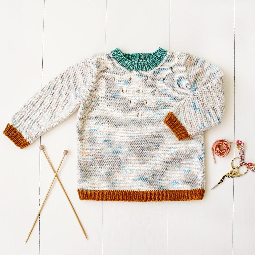 Wiksten - Baby + Toddler Iris Pullover